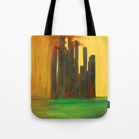 This City, Too, Will Be … Tote Bag