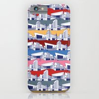 Art Deco Cinema Print iPhone 6 Slim Case
