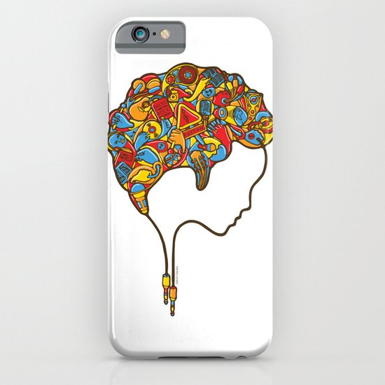 Musical Mind iPhone & iPod Case