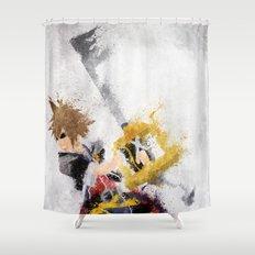 Sora Shower Curtain