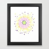 Contacting Soul Framed Art Print