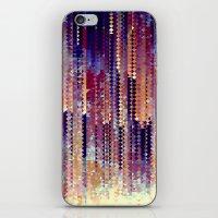 Triaglitch iPhone & iPod Skin