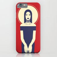 Phaedra Red iPhone 6 Slim Case