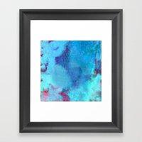 #space Framed Art Print