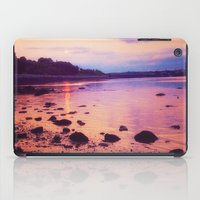 Rocky Coast Of Maine iPad Case
