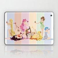 Sailor Moon Pinup - Cupc… Laptop & iPad Skin