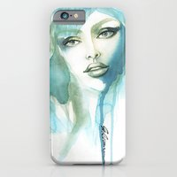 iPhone & iPod Case featuring Blues by Elisaveta Stoilova