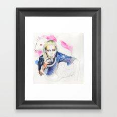 Yolandi Visser And Her R… Framed Art Print