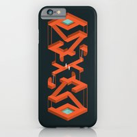 Monument Maze iPhone 6 Slim Case