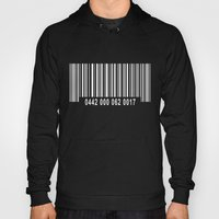 Barcode #1 Inverse Hoody