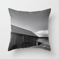 Glen Lyon Throw Pillow