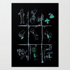 condom Art Print