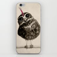 Punk iPhone & iPod Skin