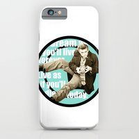 iPhone & iPod Case featuring James Dean by Guerriero
