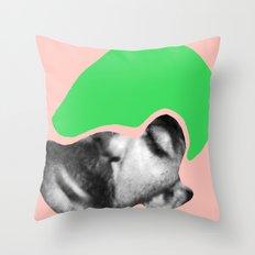 Turned Myself Around Throw Pillow