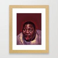 Biz Markie Framed Art Print
