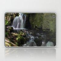 Waterfall at Lumsdale II Laptop & iPad Skin
