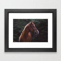 Henry.  Framed Art Print
