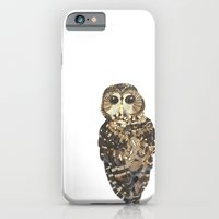 Northern Spotted Owl. iPhone 6 Slim Case