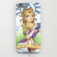Tattooed Zelda iPhone 6 Slim Case