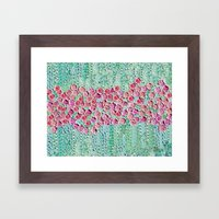 :: Smell The Roses :: Framed Art Print