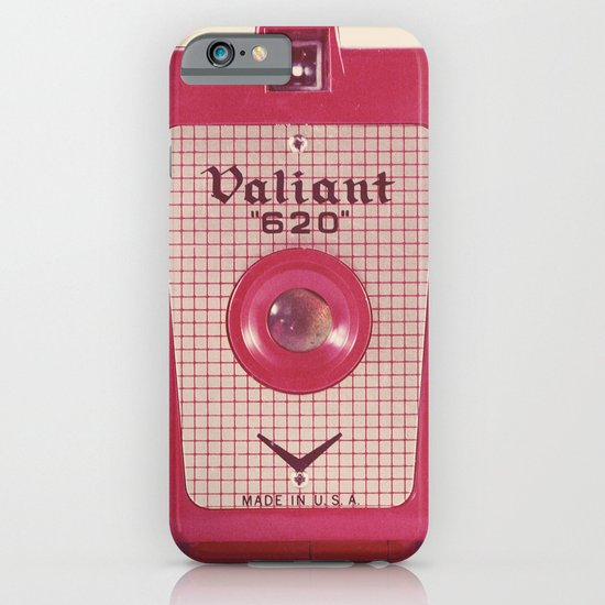 Valiant iPhone & iPod Case