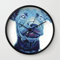 Moira  Wall Clock