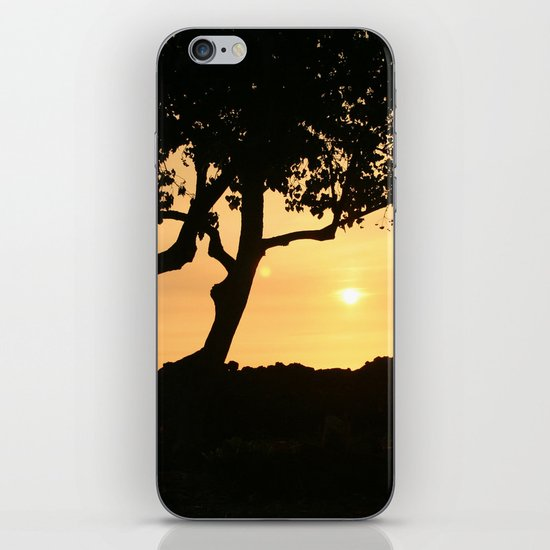 Kona Sunset iPhone & iPod Skin