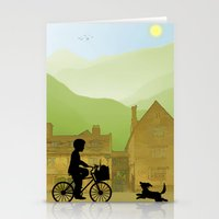 Childhood Dreams, Special Delivery Stationery Cards
