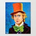 Wonka Canvas Print