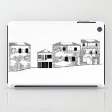 Traditional Settlement iPad Case