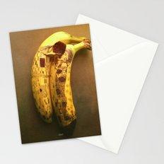 The Kiss (Banana Lovers)  Stationery Cards
