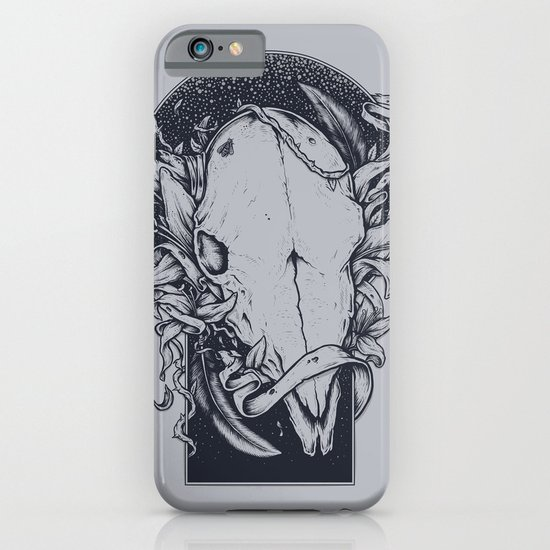 Mind the night iPhone & iPod Case