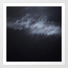 Art Print - Light Shining Darkly - Tordis Kayma