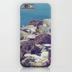 Oia from afar  iPhone 6s Slim Case