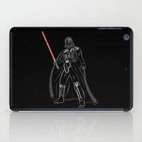 Font Vader iPad Case