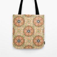 Gypsy Caravan Mandala Tote Bag