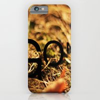 iPhone & iPod Case featuring Gone by Blake Hemm