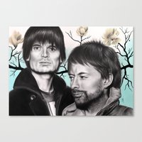 GREENWOOD & YORKE Canvas Print