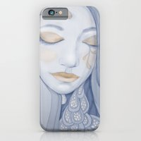 iPhone & iPod Case featuring Moon by Kristina Tea