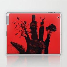1 4d money 4 for life Laptop & iPad Skin