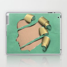 real woman Laptop & iPad Skin