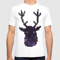 T-shirt featuring DEER MAMING by MRCLV / UNDEAD