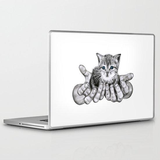 Possession // Graphite Laptop & iPad Skin