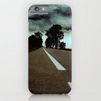 iPhone & iPod Case featuring The Road by Lain de Macias