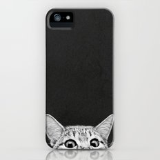 You asleep yet? iPhone SE Slim Case