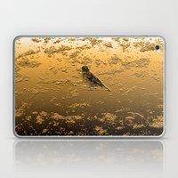 Bird on the Beach Laptop & iPad Skin