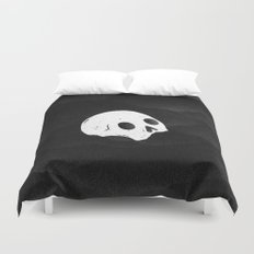Man & Nature - The Future Duvet Cover