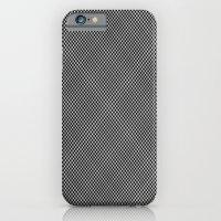 Plaid Hypnosis iPhone 6 Slim Case