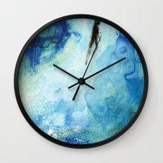 Deep Water Wall Clock